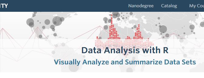 udacity-data-analysis-with-r