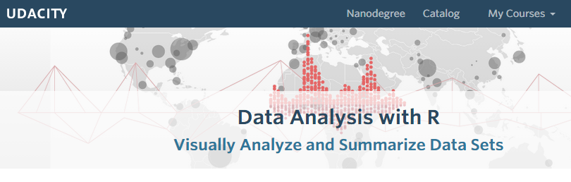 Udacity - Data Analysis with R - Notes | Mathalope