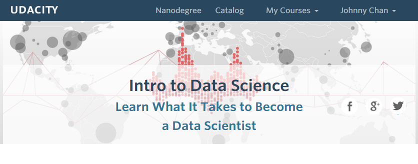 Udacity - Intro to Data Science - Notes | Mathalope