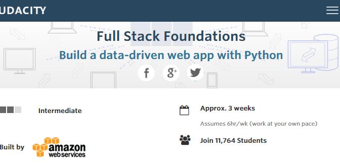 udacity-full-stack-foundations