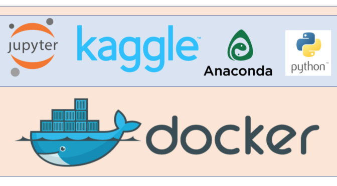 How to setup a Data Science workflow with Kaggle Python Docker Image on Laptop