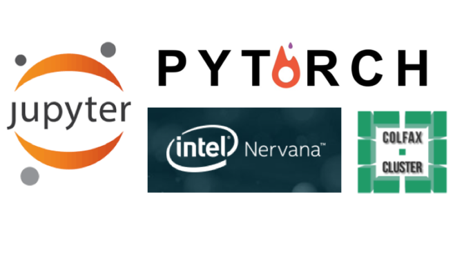 How to setup PyTorch Jupyter Notebook on Intel Nervana AI Cluster (Colfax) For Deep Learning