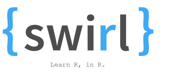 swirl – R Programming – Lesson 1 – Basic Building Blocks